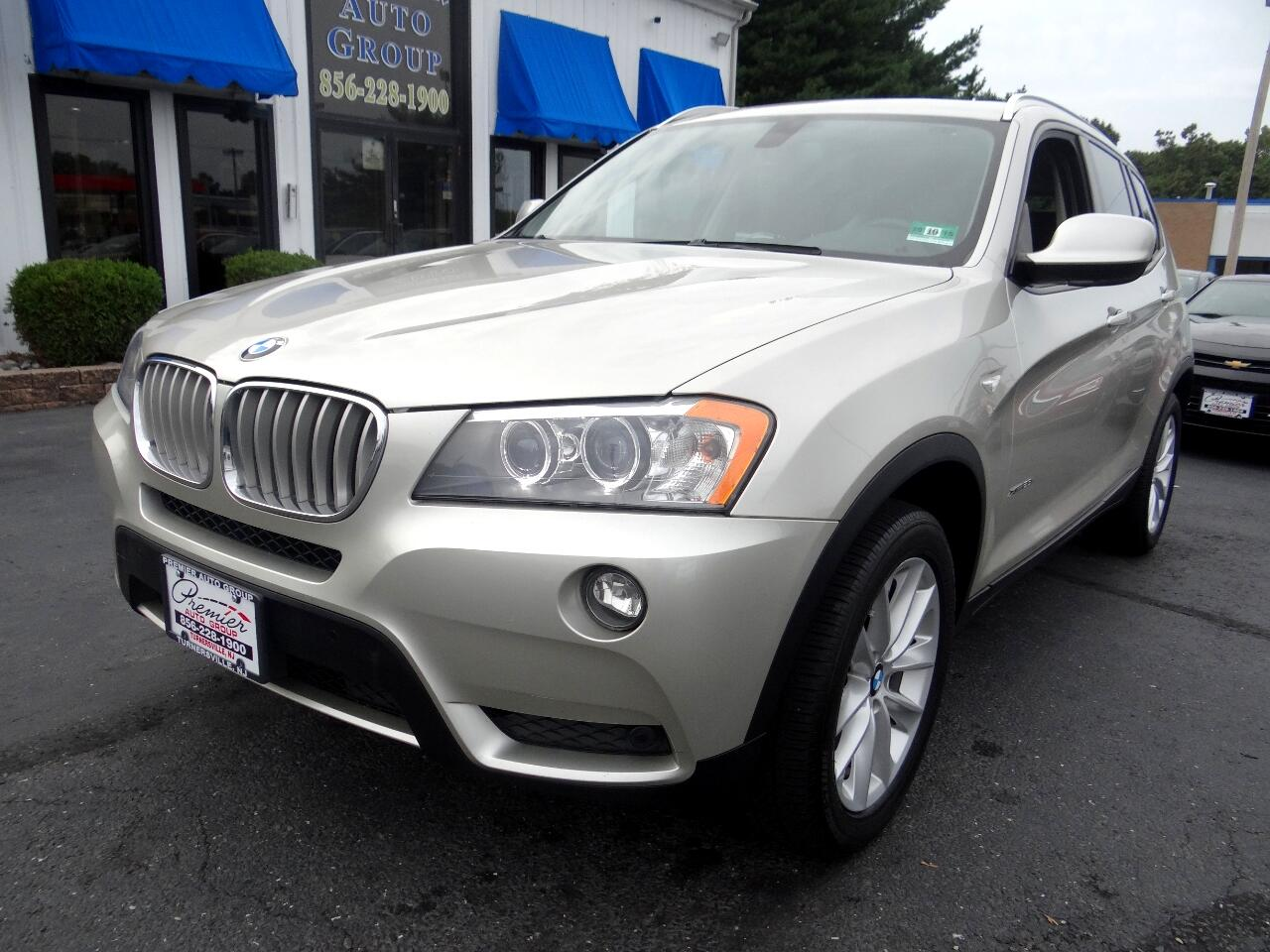 BMW X3 AWD 4dr xDrive28i 2013