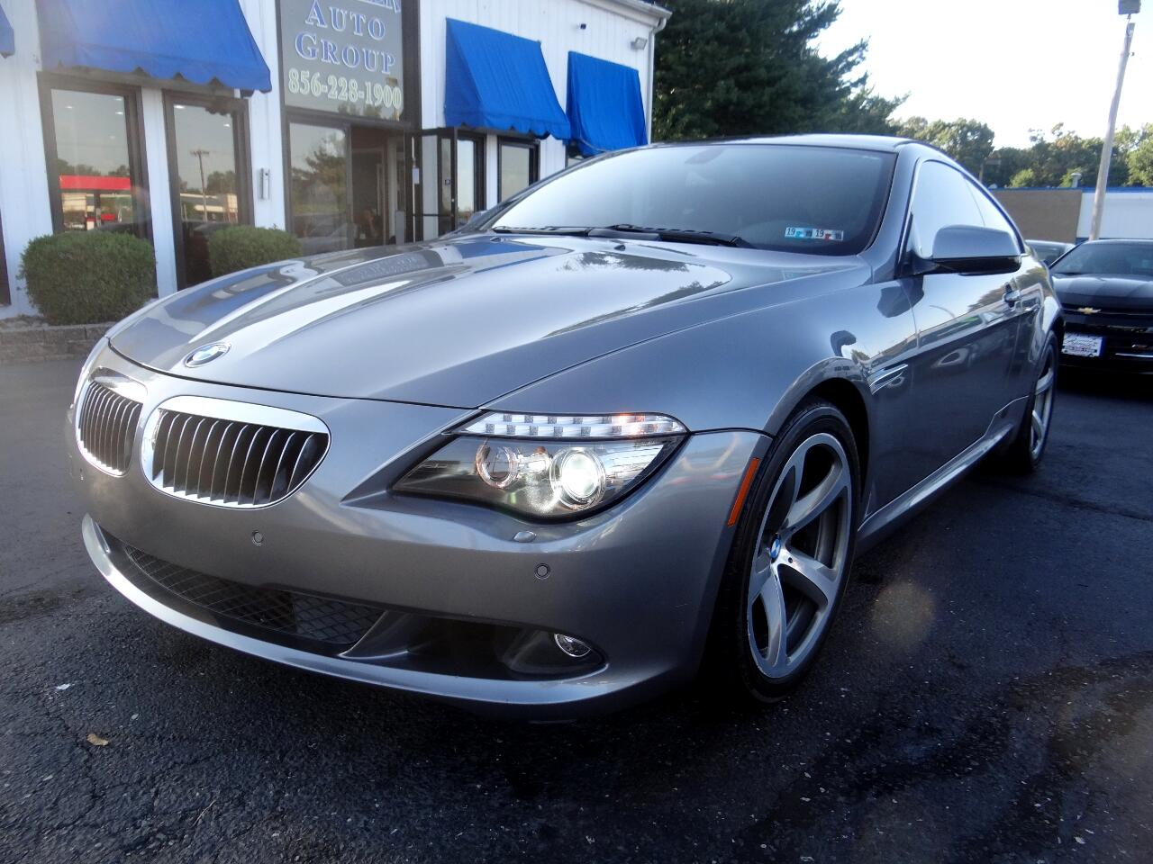 2010 BMW 6 Series 2dr Cpe 650i