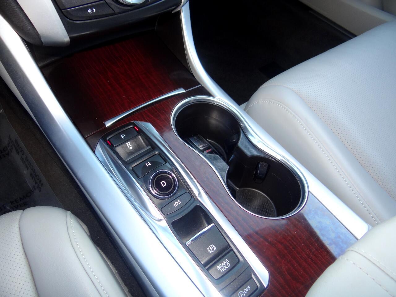 Acura TLX 4dr Sdn SH-AWD V6 Tech 2015