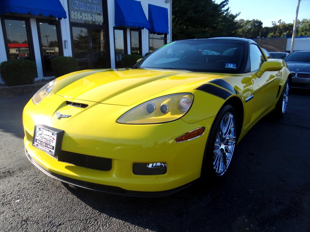 2012 Chevrolet Corvette 2dr Cpe Z16 Grand Sport w/1LT