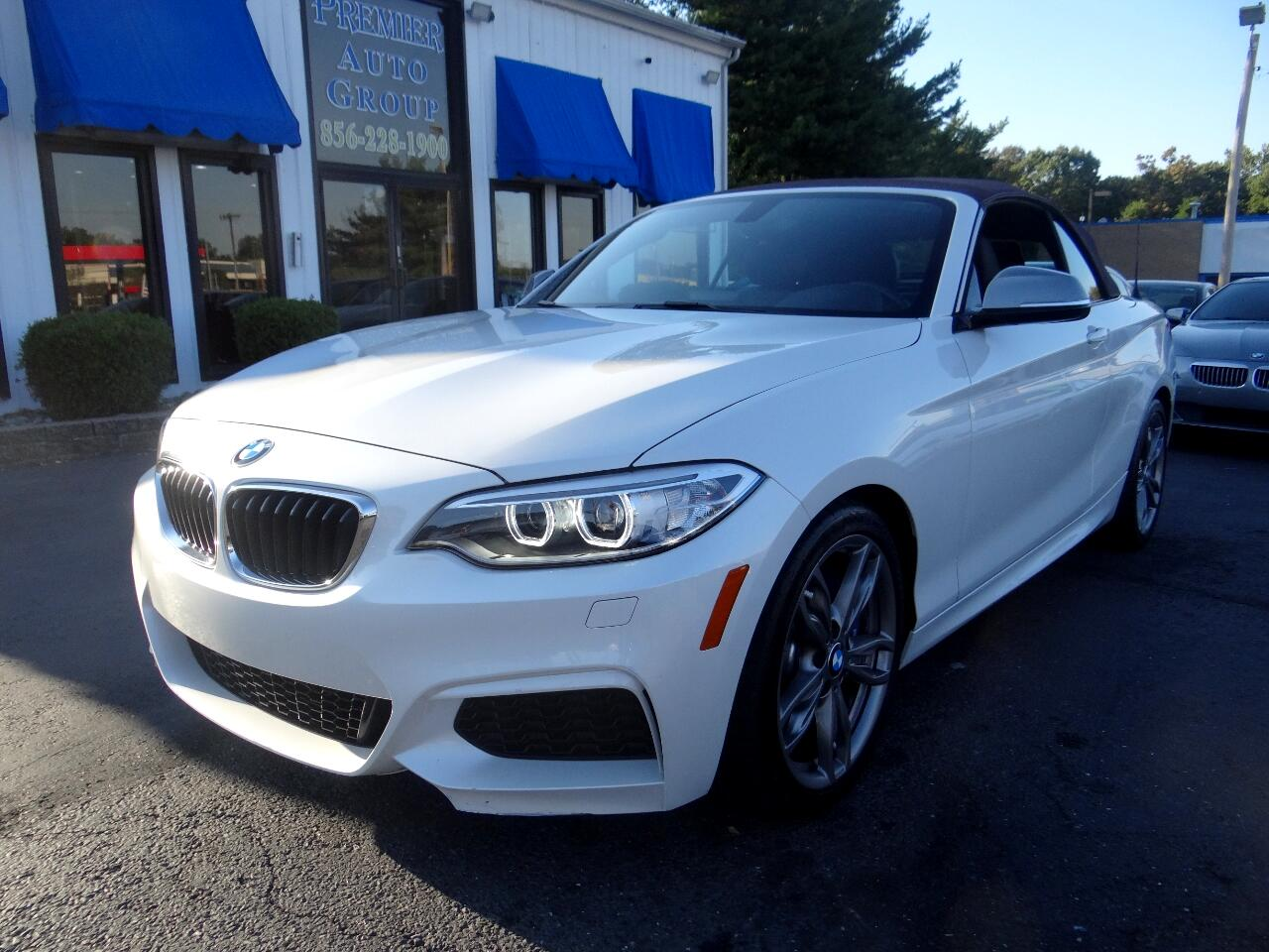 BMW 2 Series 2dr Conv M235i xDrive AWD 2016