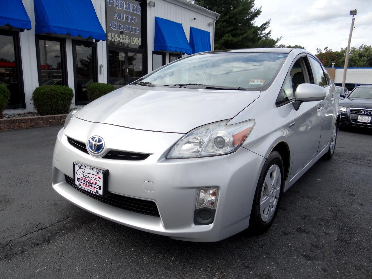 Toyota Prius 5dr HB IV (Natl) 2010