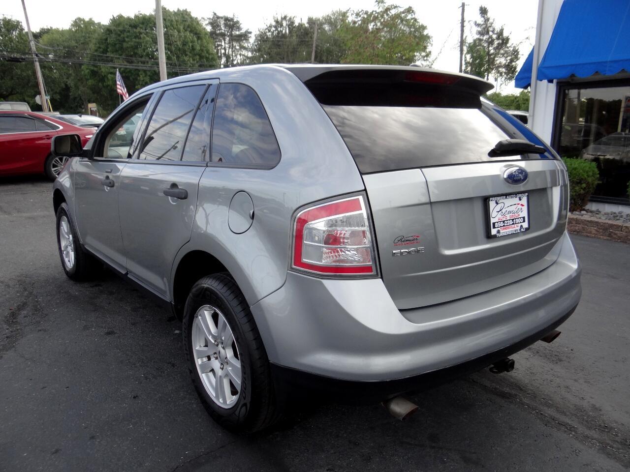 Ford Edge FWD 4dr SE 2007