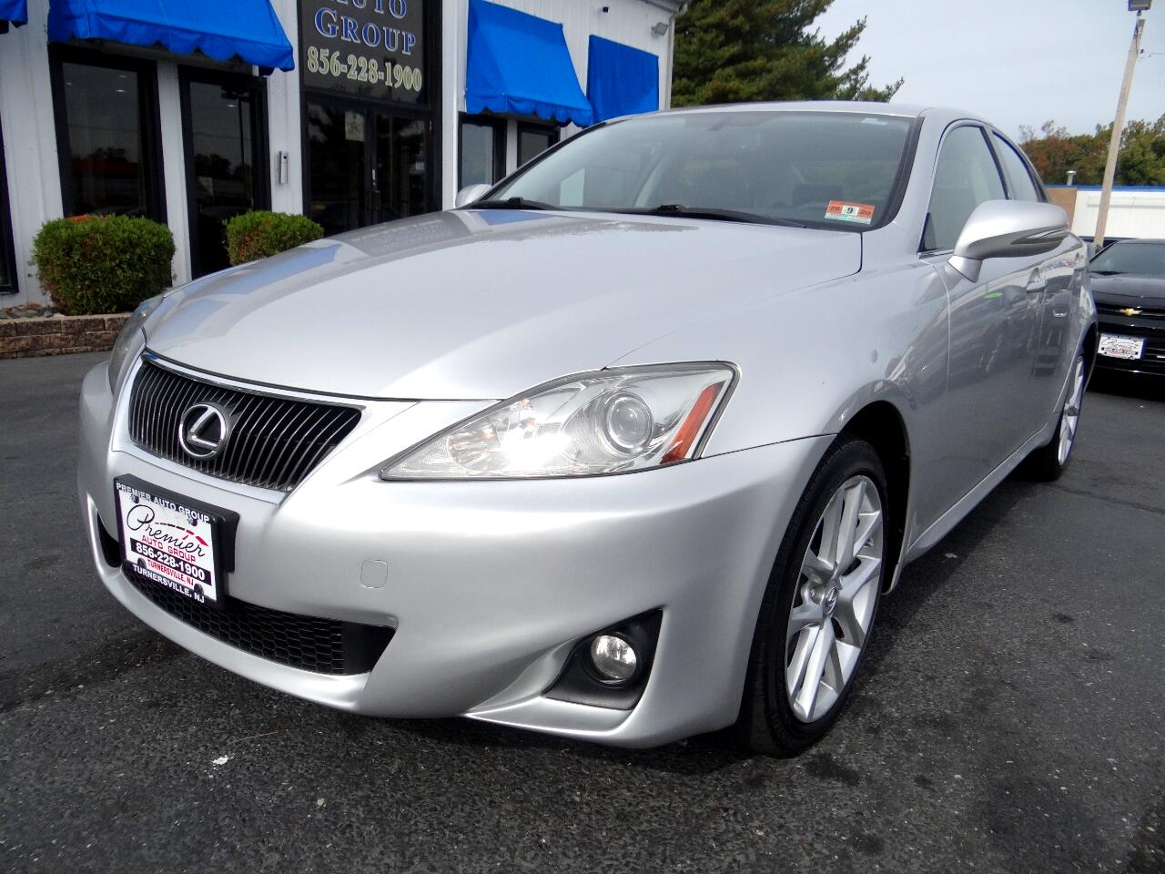 Lexus IS 250 4dr Sport Sdn Auto AWD 2011