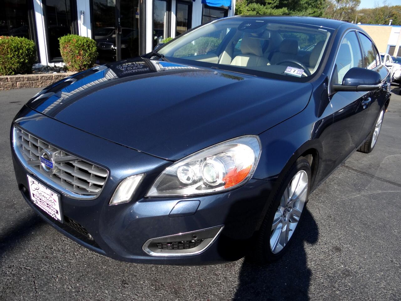 Volvo S60 4dr Sdn T6 AWD 2013