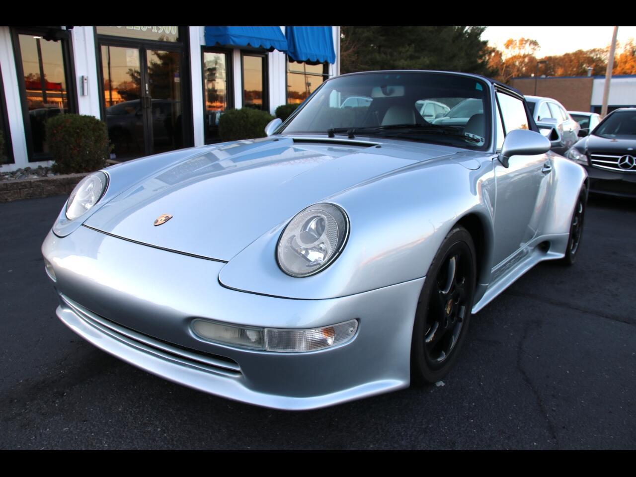 Porsche 911 SC  1996