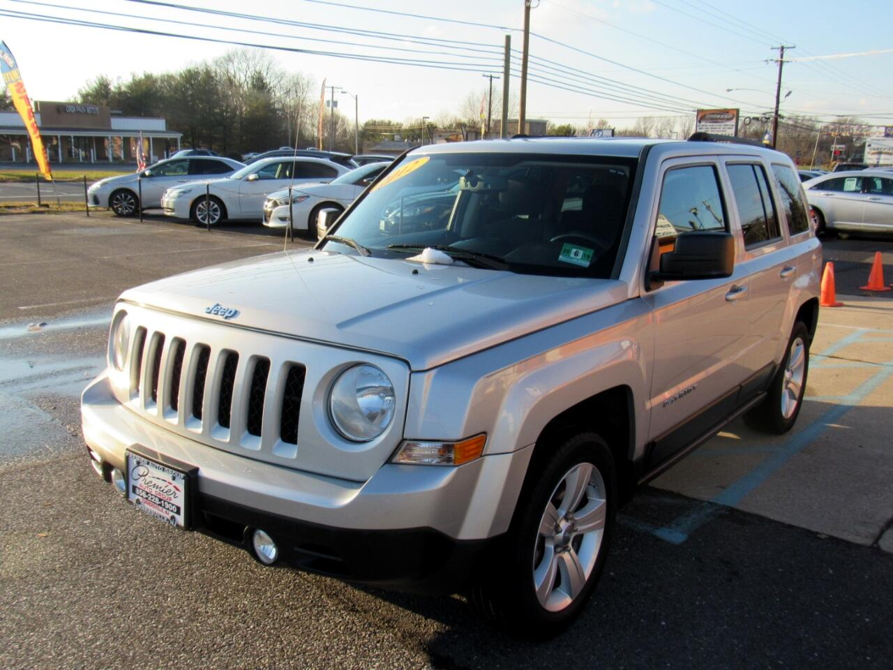 Jeep Patriot FWD 4dr Latitude 2012