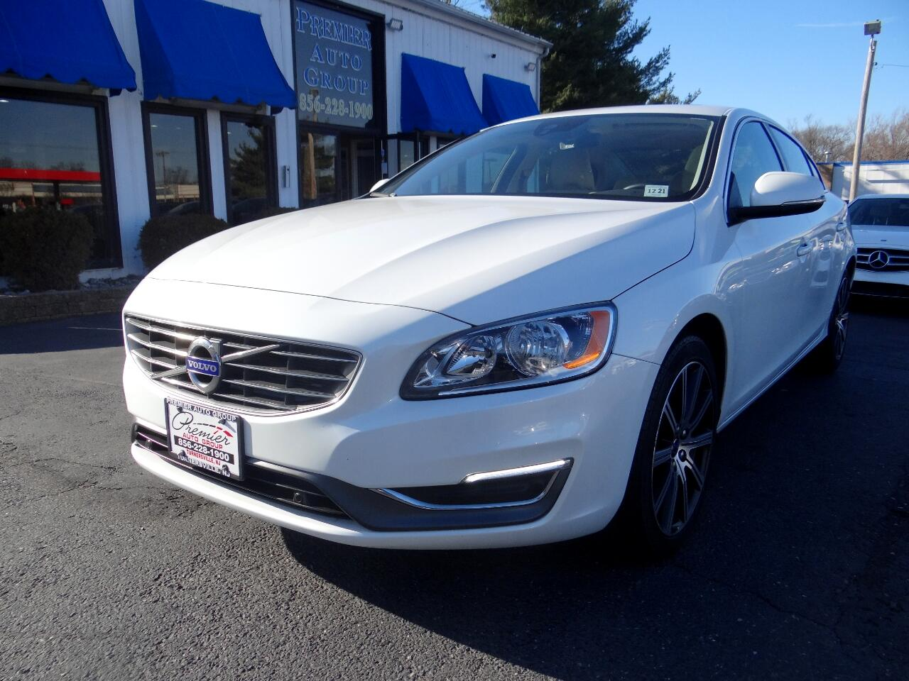 Volvo S60 T5 FWD Inscription 2017