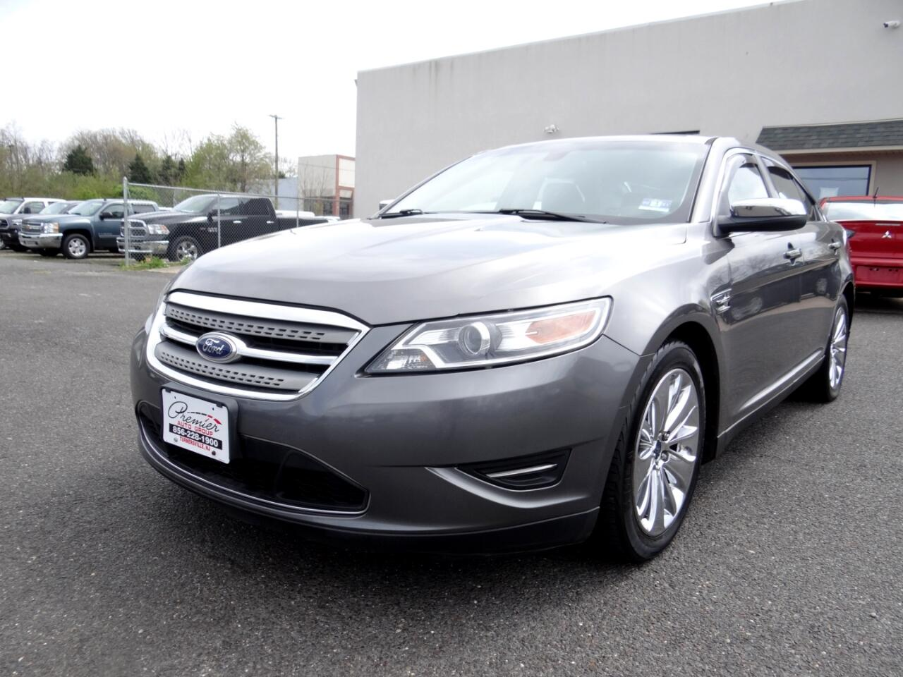 Ford Taurus 4dr Sdn Limited FWD 2011