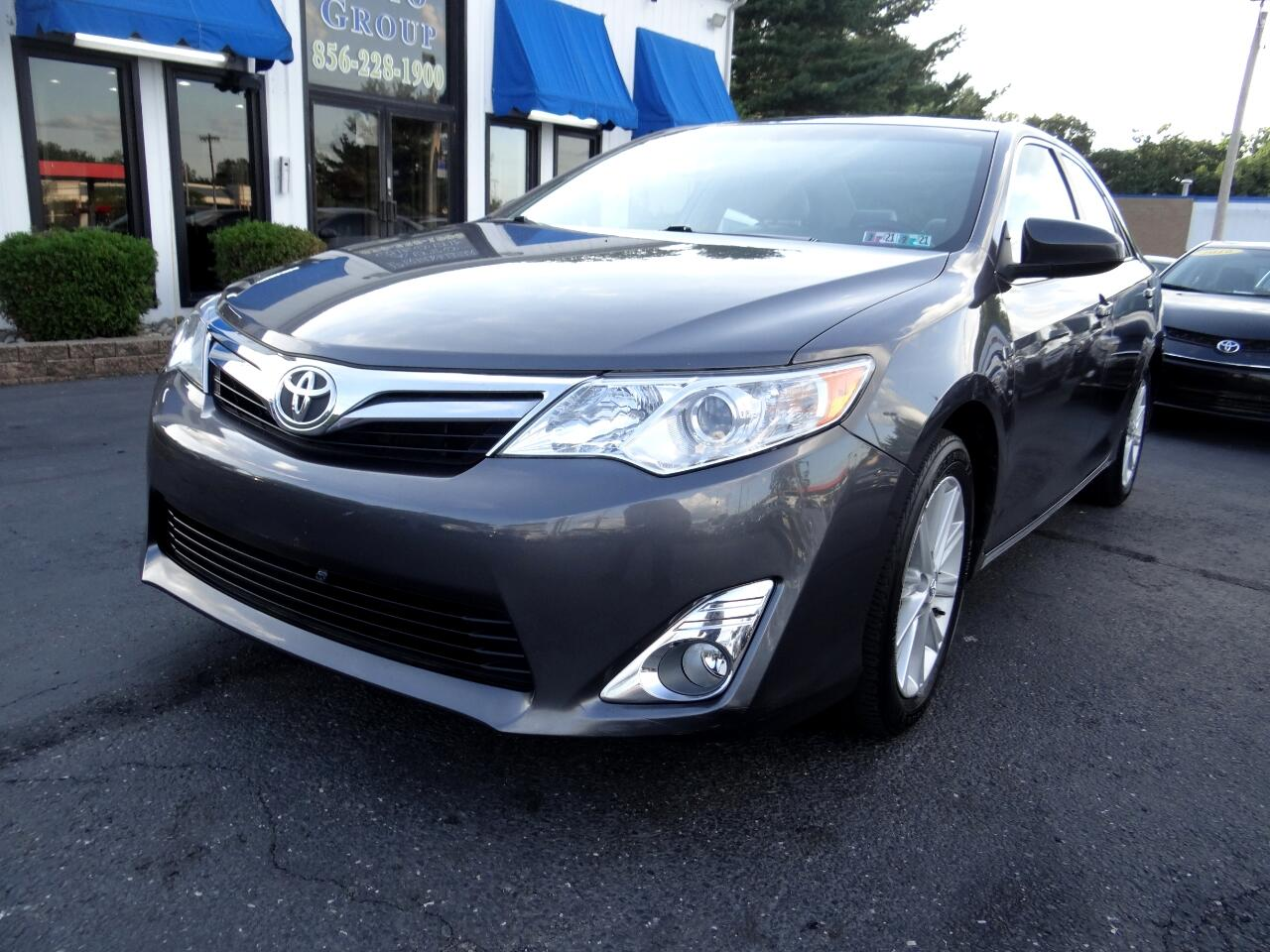 Toyota Camry 4dr Sdn I4 Auto XLE (Natl) *Ltd Avail* 2014