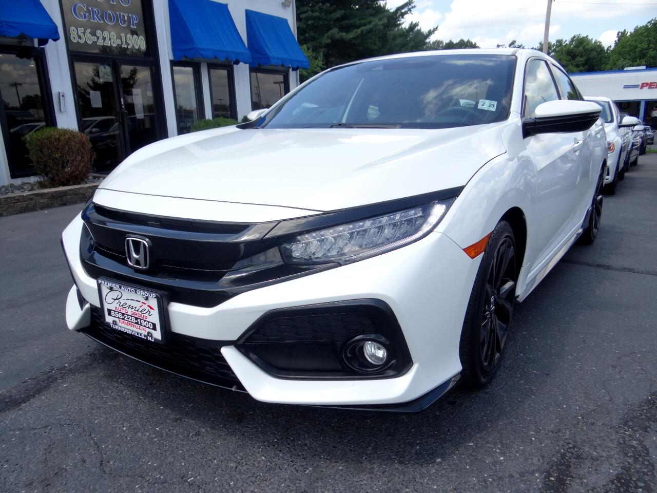 Honda Civic Hatchback Sport Touring CVT 2018