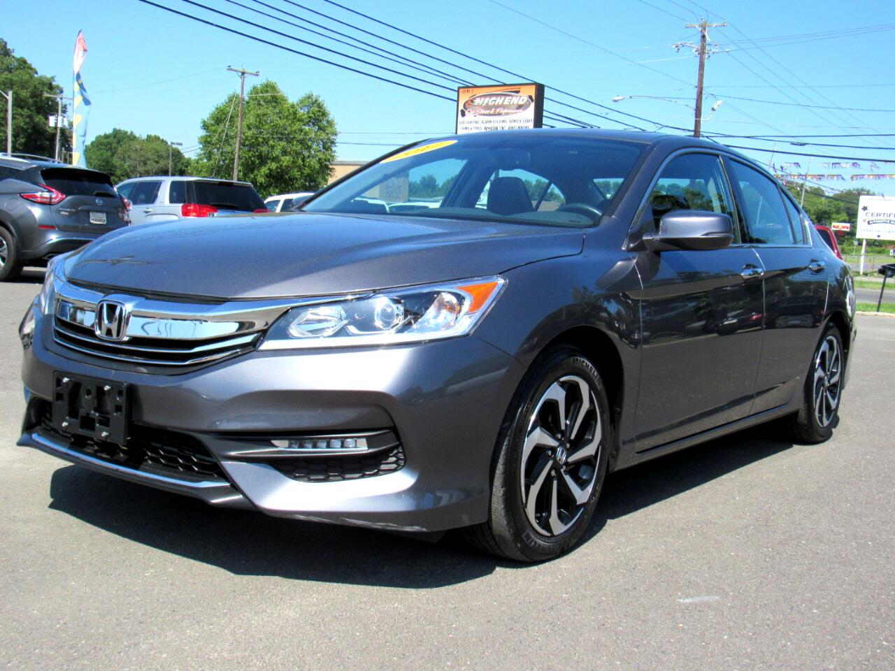 Honda Accord Sedan EX-L V6 Auto 2017