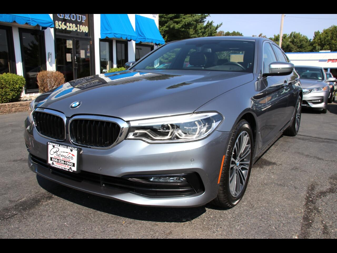 BMW 5 Series 540i xDrive Sedan 2017
