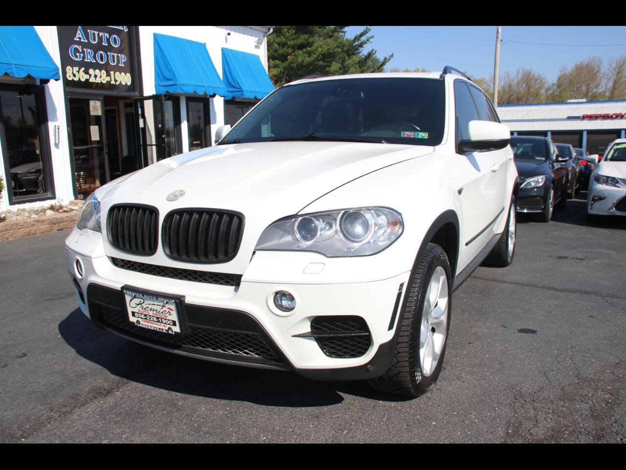 BMW X5 AWD 4dr 50i 2012