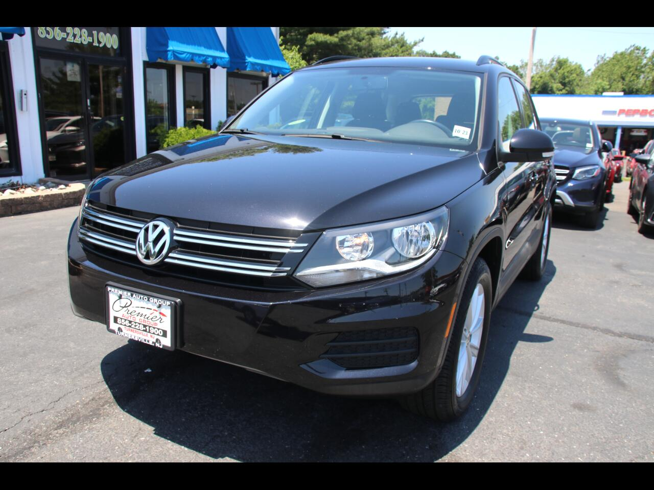 Volkswagen Tiguan Limited 2.0T 4MOTION 2018