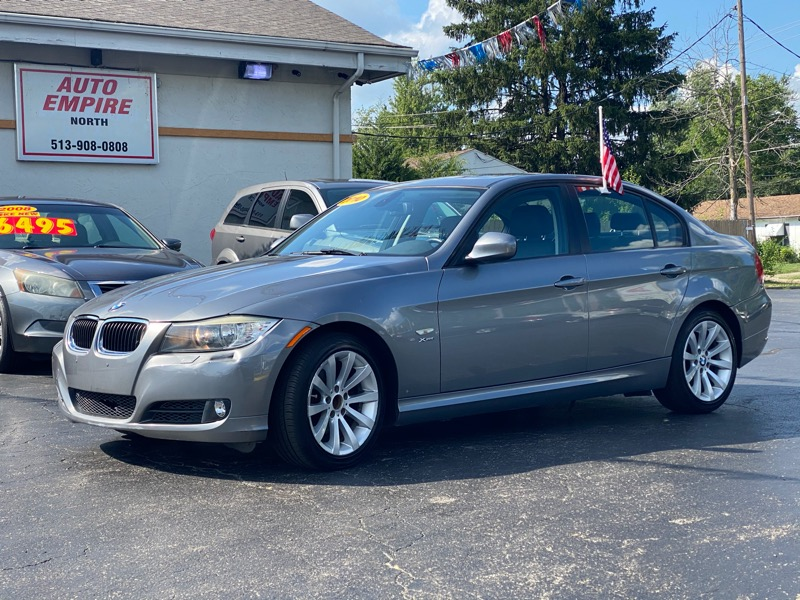 BMW 3-Series 328i xDrive Sedan 2010