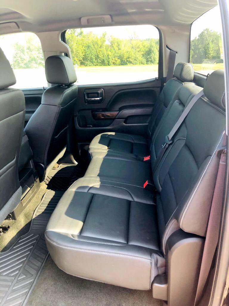 2017 GMC Sierra 1500 SLT Crew Cab Short Box 2WD