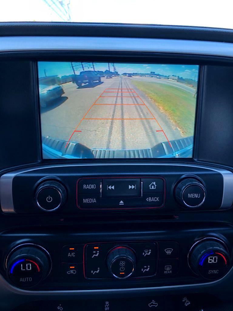 2016 GMC Sierra 1500 SLT Crew Cab Short Box 4WD
