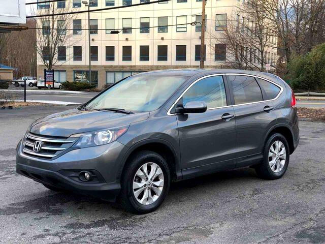 2013 Honda CR-V EX 4WD 5-Speed AT