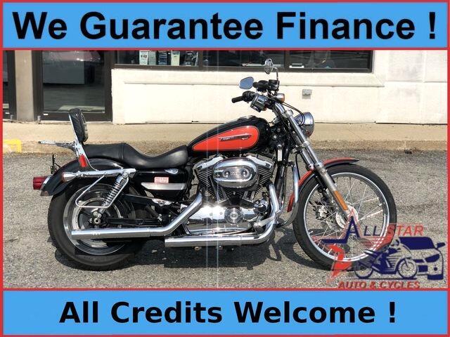 Harley-Davidson XL1200C  2008