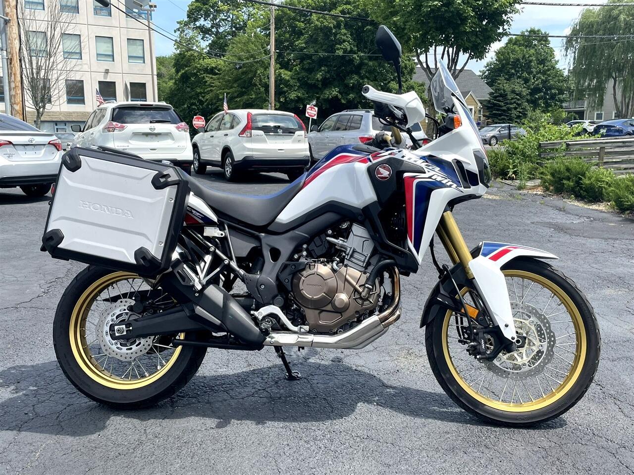 Honda CRF1000  2017
