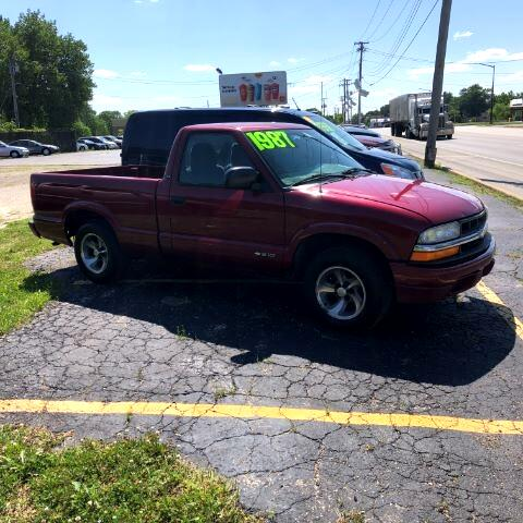 2000 Chevrolet S10 Pickup Long Bed 2WD