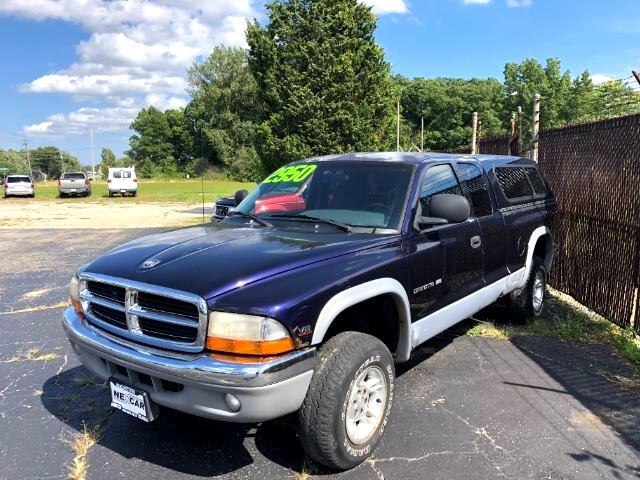 Dodge Dakota Club Cab 4WD 1999