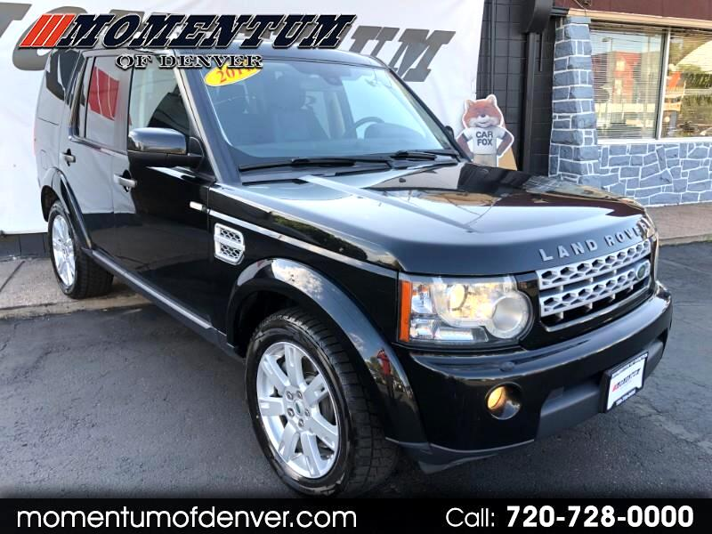2011 Land Rover LR4 4WD 4dr HSE