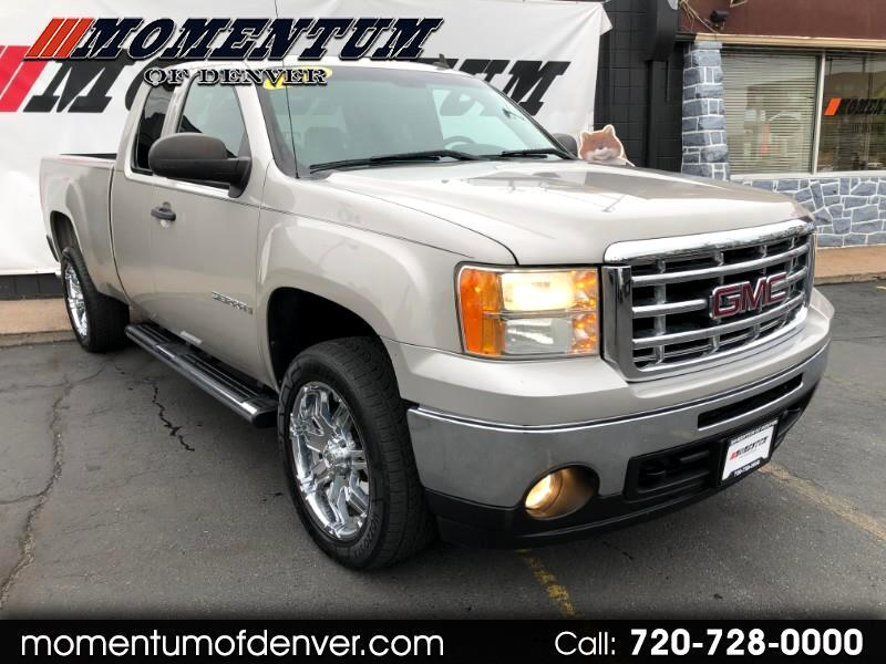 GMC Sierra 1500 SLE1 Ext. Cab Std. Box 4WD 2009