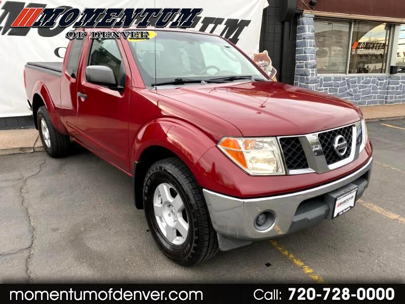 Nissan Frontier LE King Cab 4WD 2007