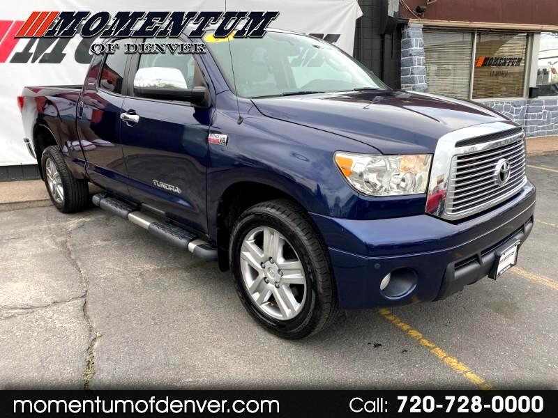 Toyota Tundra Limited 5.7L Double Cab 4WD 2010