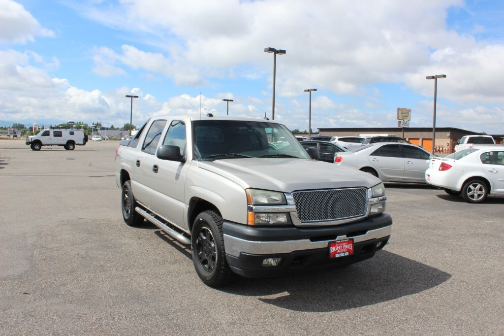 2005 Chevrolet Avalanche 1500 4WD