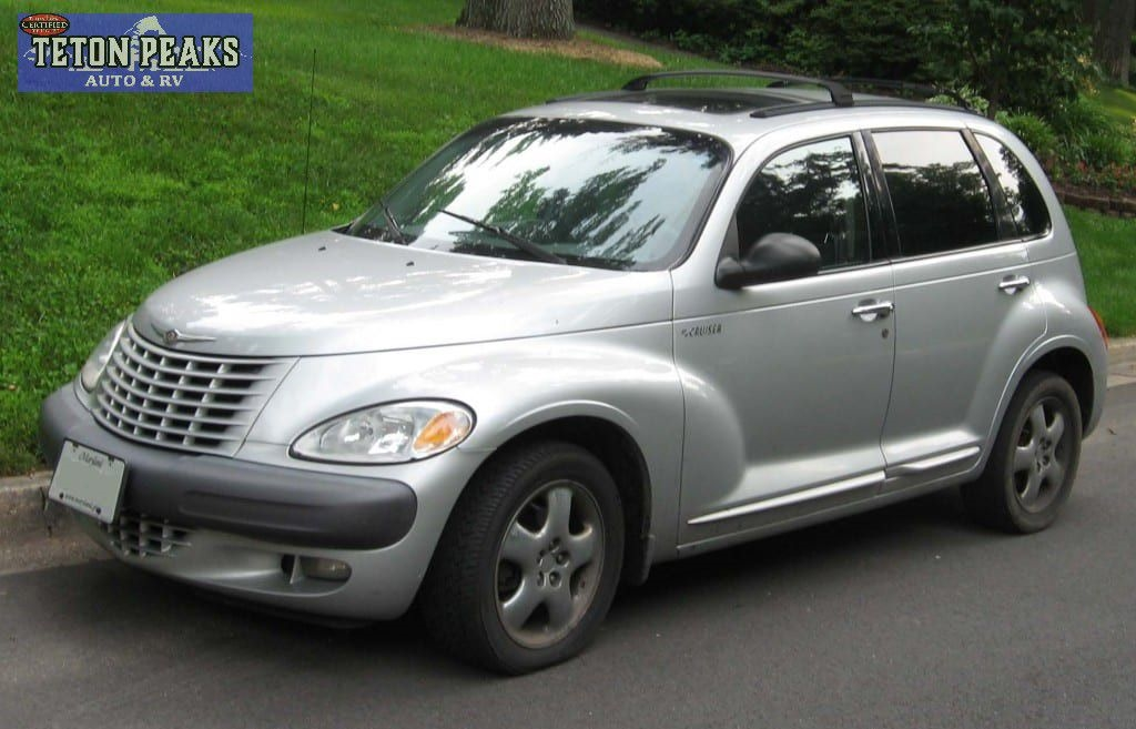 2007 Chrysler PT Cruiser 4dr Wgn