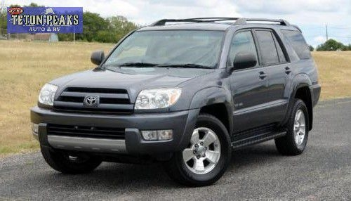 Toyota 4Runner 4dr Limited V8 Auto (Natl) 2003
