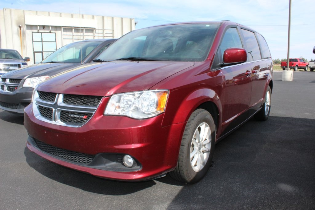 Dodge Grand Caravan SXT Wagon 2018