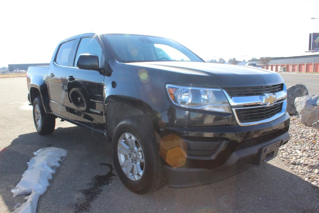"Chevrolet Colorado 4WD Crew Cab 128.3"" LT 2017"