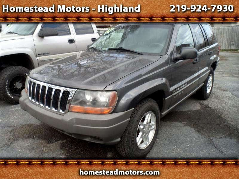 used 2002 jeep grand cherokee laredo 4wd for sale in highland in 46322 homestead motors highland homestead motors