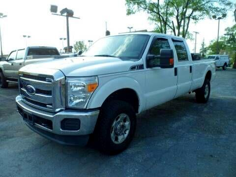 2012 Ford F250 King Ranch Crew Cab 4WD