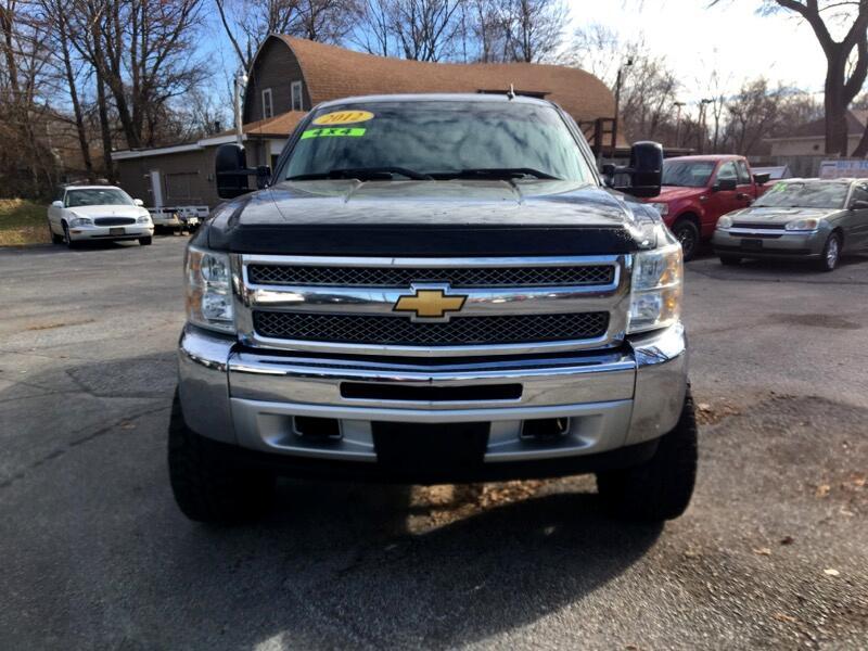 Chevrolet 1/2 Ton Pickups  2012