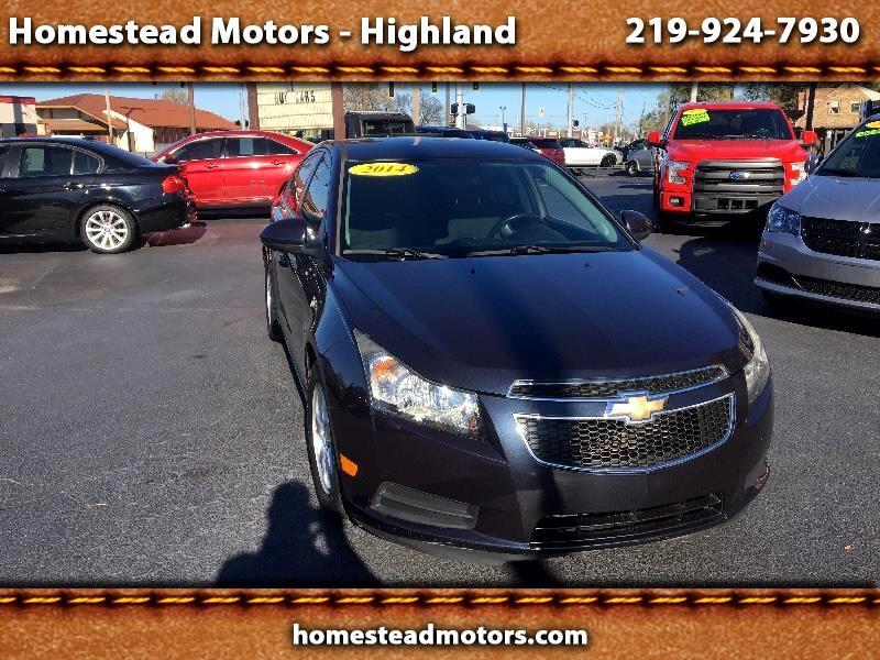 Chevrolet Cruze 1LT Auto 2014