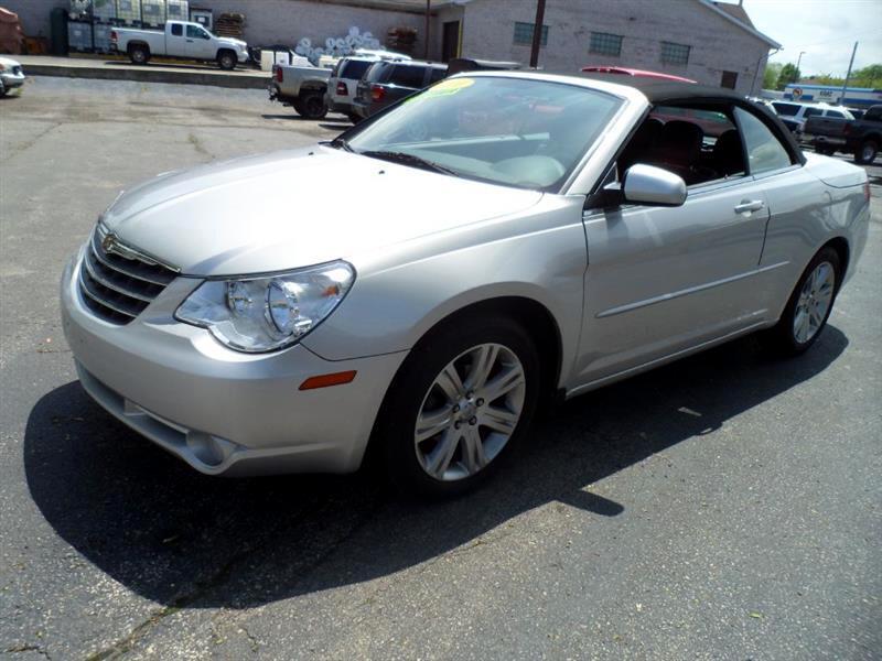 2010 Chrysler Sebring Convertible Touring
