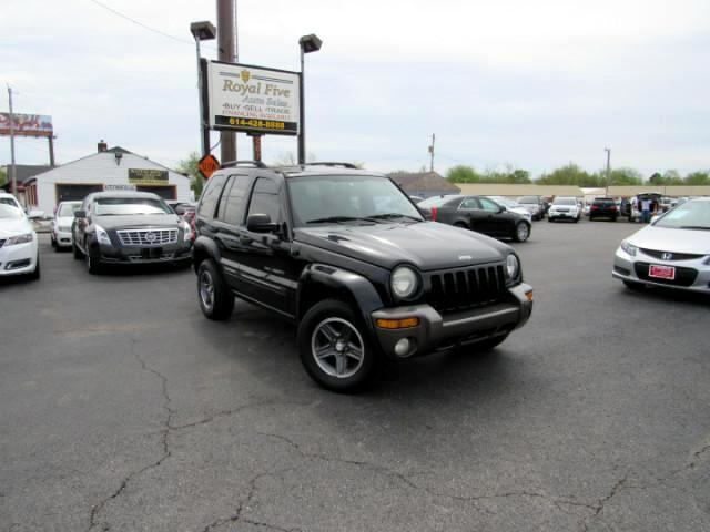 2004 Jeep Liberty Columbia Edition 4WD