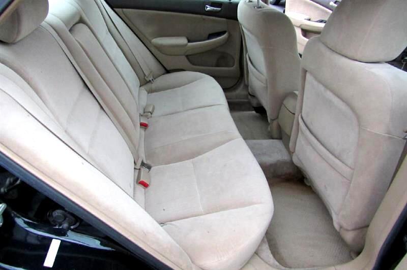 2003 Honda Accord LX V6 sedan AT
