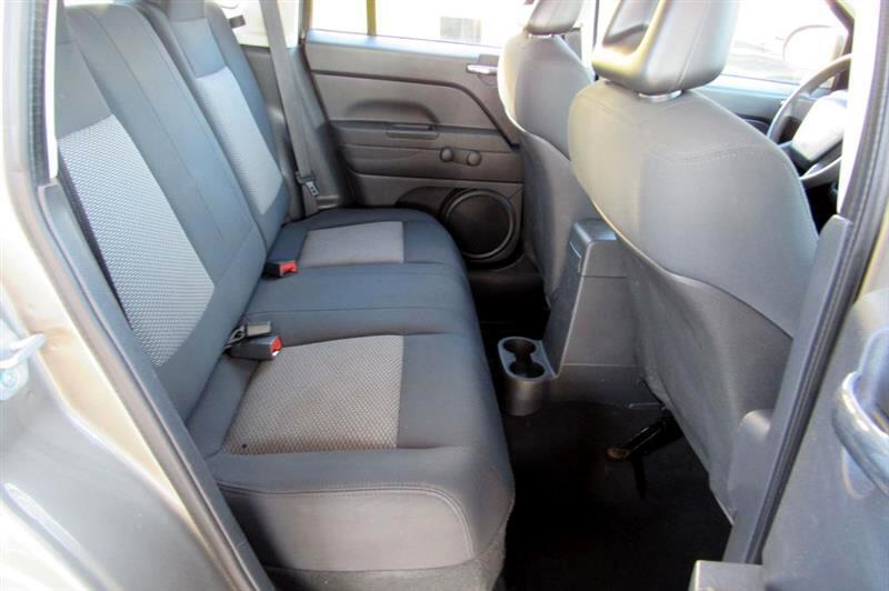 2008 Jeep Compass Sport 4WD