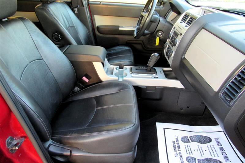 2010 Mercury Mariner V6 4WD