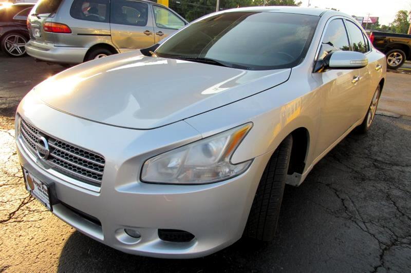 2011 Nissan Maxima S