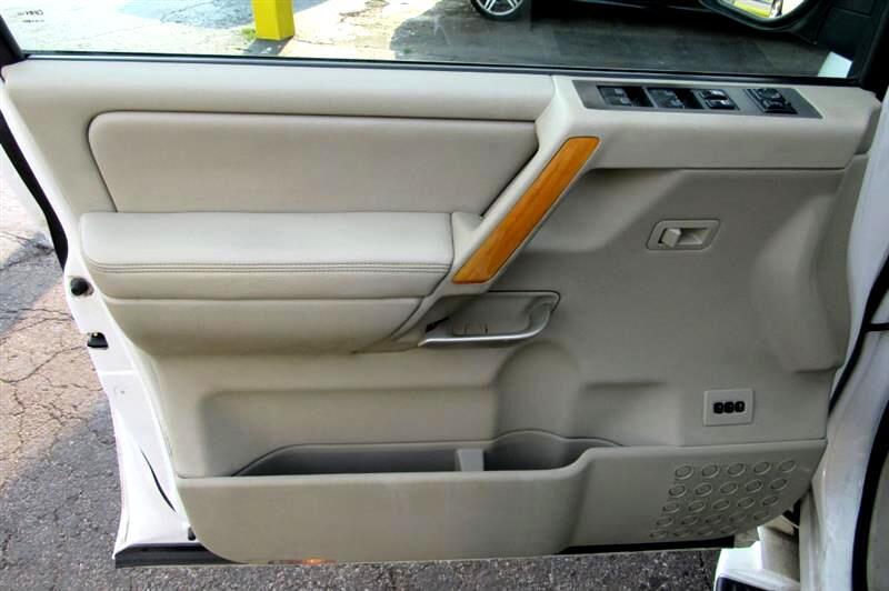 2006 Infiniti QX56 4WD 4dr 7-passenger