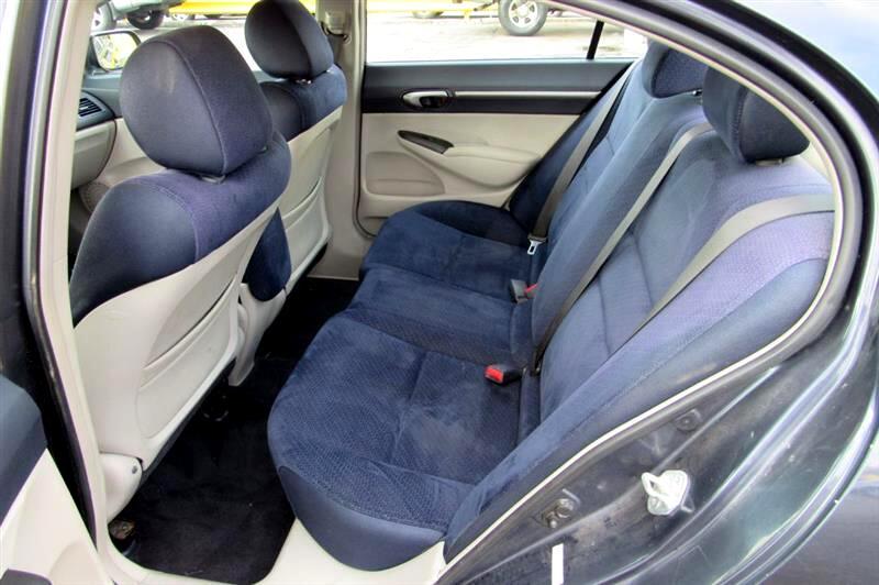 2007 Honda Civic Hybrid CVT AT-PZEV with Navigation