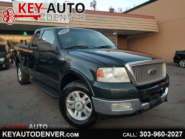 2004 Ford F-150 Lariat Pickup 4D 5 1/2 ft
