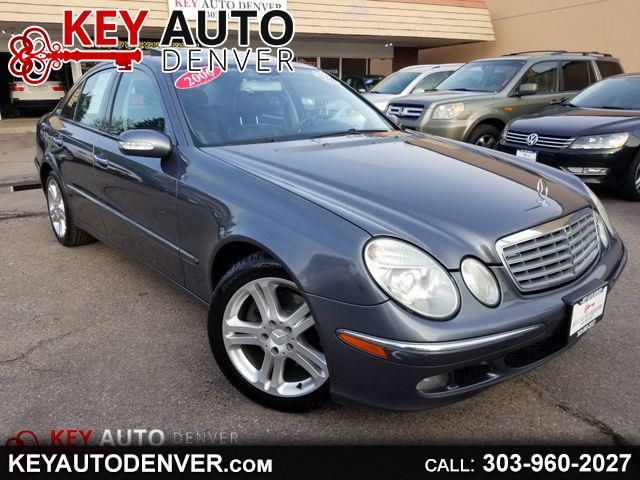 2006 Mercedes-Benz E-Class E 350 4MATIC Sedan 4D